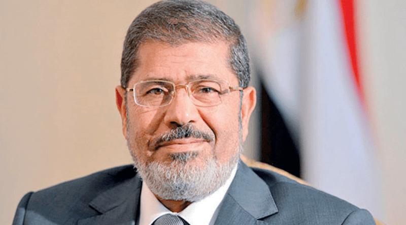 وفاه محمد مرسي